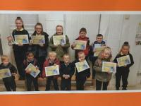 Mathematicians and Readers of the month for October