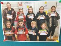 Mathematicians and Readers of the month for February