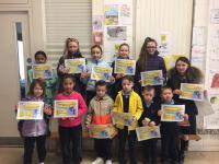 Readers and Mathematicians of the month for March