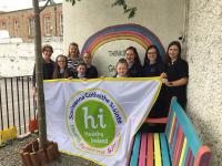 Health Promotion Schools Flag