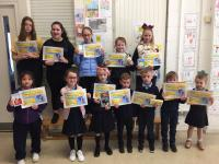 Readers and Mathematicians of the month for May