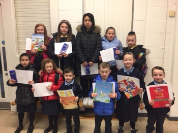 Readers and Mathematicians for the month of February 2